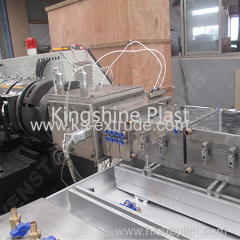 Plastic WPC PVC Profile Foam Board cabinet board making machine production line