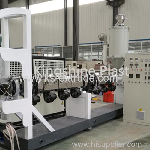 PP hollow construction template production equipment