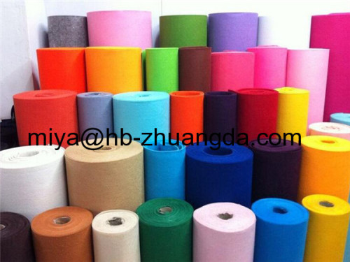 Colored Ciliary Felt Products