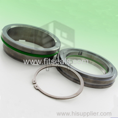 flygt pump spare parts 323/ 3300/7080/860/900/760 mechanical seal.Replacement Seals for Common I.T.T. FLYGT® Submersible