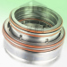 Flygt and Grindex pump mechanical seals. flygt 120mm seals