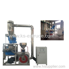 MF 600 PVC Plastic Milling Machine