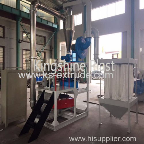 PVC Plastic High Efficient Miller