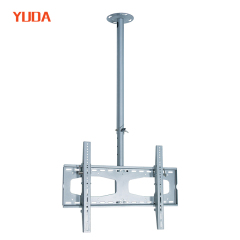 360 degrees electric tv bracket ceiling mount for 30''-64'' screens