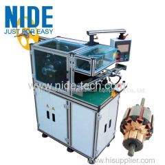ARMATURE ROTOR WEDGE INSERTING MACHINE SLOT CLOSING MACHINE FOR ANGLE GRINDER DRILLER IMPACT DRILL MOTOR