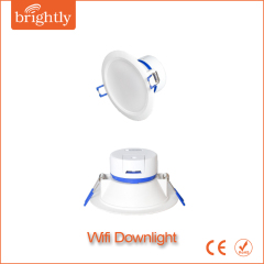 6W/10W Wifi Smart LED Downlight