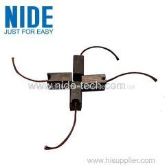 Customized electric motor vacuum cleaner carbon brush