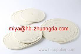 High density wool felt splitter for oil absorption industry pure wool dust-proof felt sealing strip gasket block