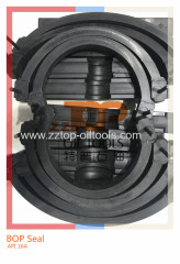 API 16A BOP Rubber Sealing Assembly