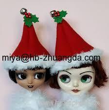 Red Christmas hat for Adults Gift Decoration For Christmas