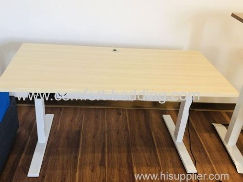 Electric Height Adjustable Desk Frame with Dual Motors