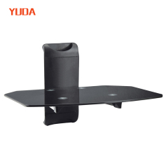 wall mount dvd rack for max loading 8kg