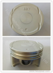 Automobile Piston 4A91 used for Mitsubishi Engine