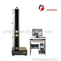 spring tensile/compression testing machine