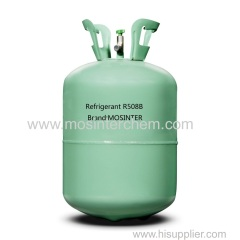 High purity refrigerant gas R508b