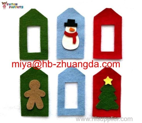 wool felt Christmas gift products series 01