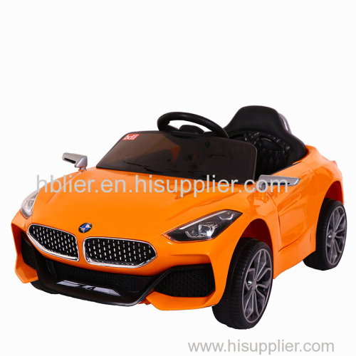 bluetooth kids electric car