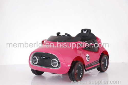 All colors small 12v remote control battery operated cars