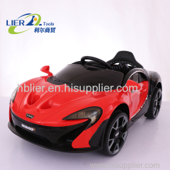 LE-30 slow start electric car