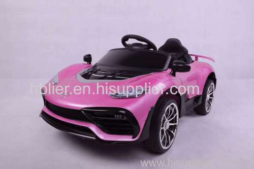 Plastic Material and Ride On Toy Style kids electric car