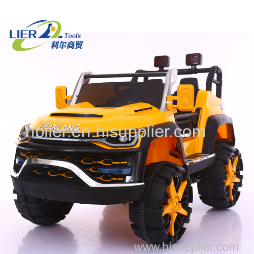 ABS Plastic battery kids car