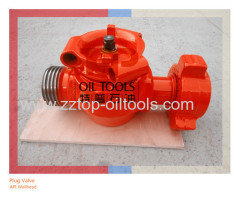 "2"" x Fig 1502 Plug Valve API 6A Wellhead High Pressure Valves"