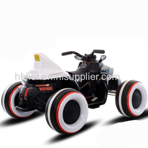 One to one 2.4G bluetooth remote control 12v toys kids electric motorcycle