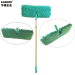 Double Sided Wet and Dry Microfiber Flat Mop