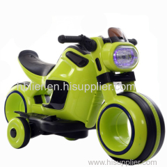 Baby can sit toy baby electric motorcycle