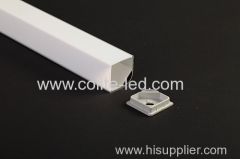 Big size corner LED aluminum profile