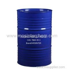Anhydrous Hydrogen Fluoride CAS 7664-39-3