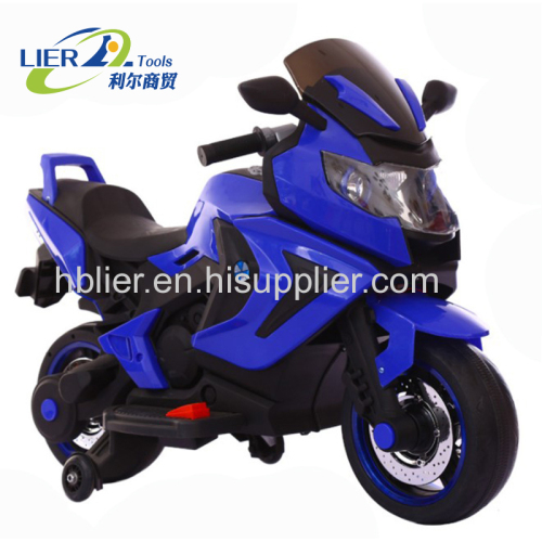 Plastic Children Cool Toys 12V Battery Operated motorcycle toy for kids