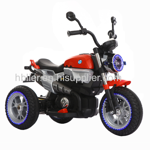 Ride On Toy Style and Battery Power Kids Electric Motorcycle
