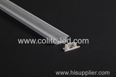 Recessed LED Aluminum profile 20mm wide LED Strip can be installed in