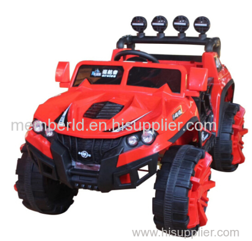 electric ride on toy car