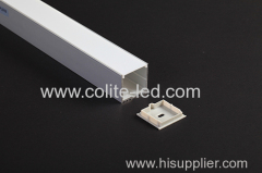 Big U shape 35x35mm surface mount LED aluminum profile