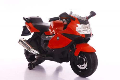 one key start toy with remote control ride on motorcycle kids