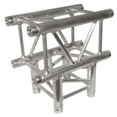 3-Way Connector for 290x290mm Square Truss