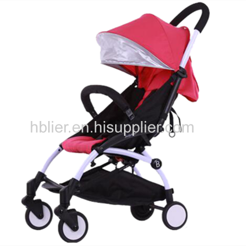 Portable light weight baby stroller