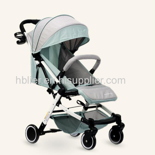 oxford cloth Material and Stainless Steel Frame Material baby stroller baby carrier