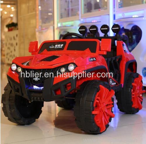 Ride On Toy Style and Plastic Material Ride on car remote control rechargeable