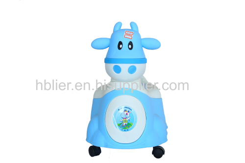 Plastic baby potty chair