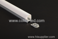 Edge lite LED aluminum profile Mounted type