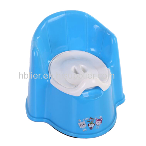 Toilet training baby potty seat