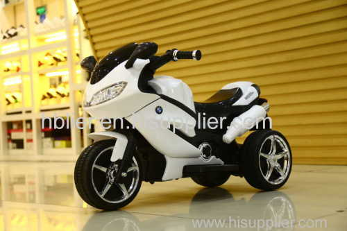 Plastic Material Kids Electric Motorcycle