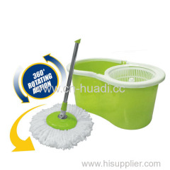 Easy Spin Mop and Bucket Set