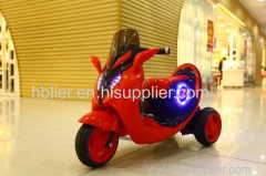 PP Plastic Type kids electric Motorcycle