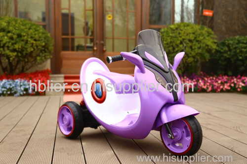 Ride On Toy Style and PP Plastic Type kids electric Motorcycle