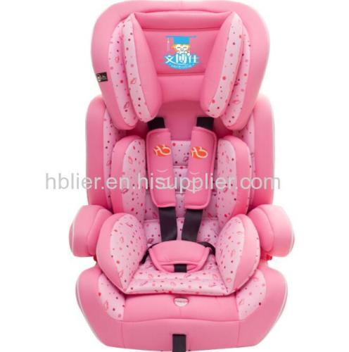 Comfortable New Ultrathin Child Baby Adjustable Car Safety Seat