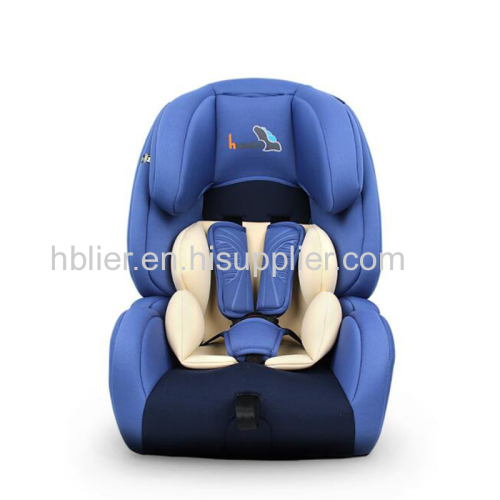 Portable travel baby car seat